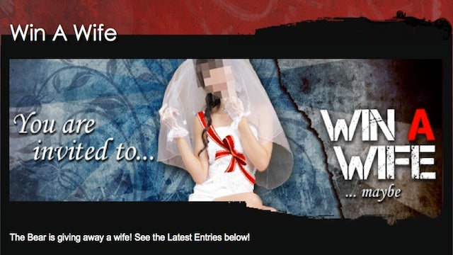 Win A Trip To Russia To Pick The Bride Of Your Choice