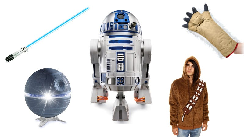 Forceful Gifts for the Star Wars Fanatic