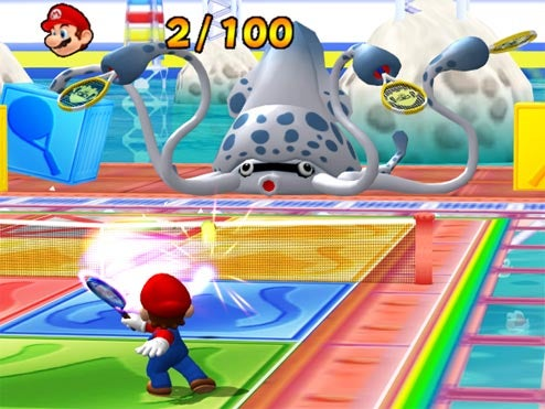 Pikmin, Mario Power Tennis Get New Wii-make Options
