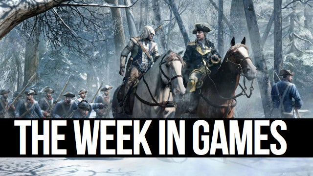 The Week in Games: Assassin Nation