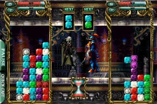 What Is Castlevania Puzzle: Encore of the Night?