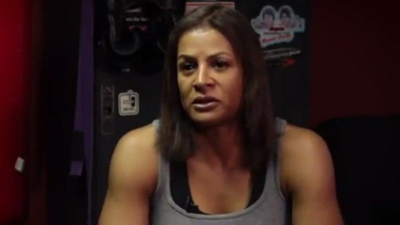 MMA Fighter Fallon Fox May Lose Her License After Revealing She's a Trans Woman