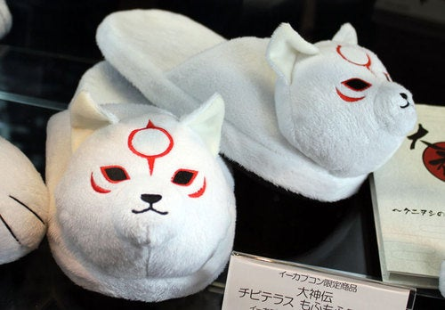 These Okami Slippers Offer Celestial Comfort