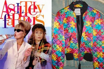 Does This Fabulous Jacket Look Familar?