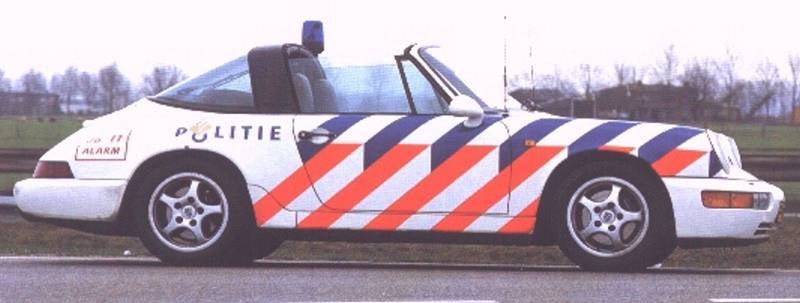 5-0 With Flair: Ten Cool Police Car Paint Jobs