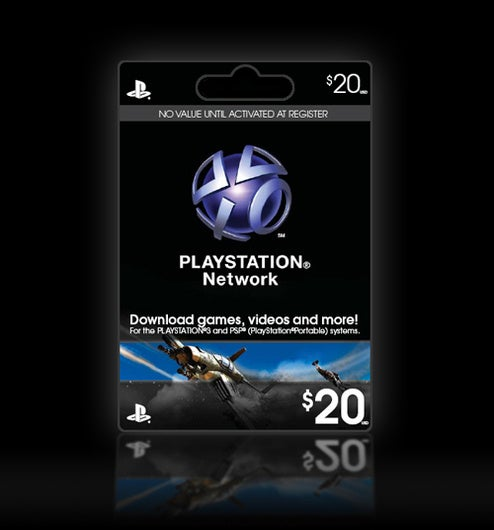 PSN Cards Hit Walmart, Best Buy, Sams Club and Some Barnes & Nobles