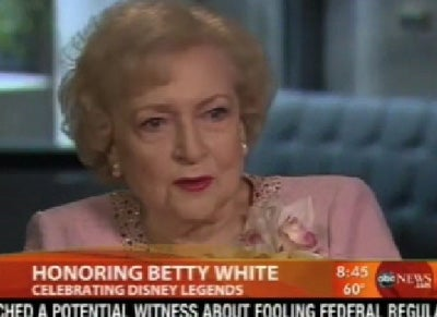 From Teenage Girl To Golden Girls, Betty White Reflects On Her Career