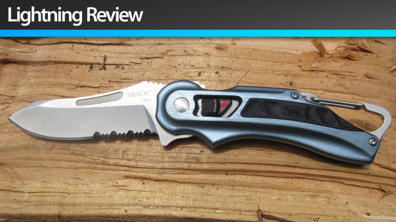Buck Flashpoint Knife: It'll Do Way More Than Cut You