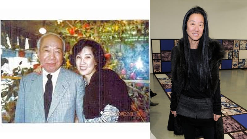 Vera Wang's Dad Wrote An Epically Nasty CEFAD To His 30-Year Mistress