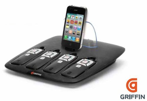 Play iPhone and iPad Games on Your TV With Griffin's PartyDock