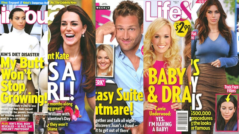 This Week in Tabloids: Another Lady Quits The Bachelor ('He's a Jerk')