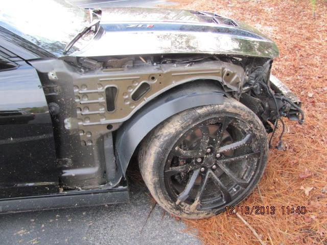 Dealership Totals Customer's Camaro ZL1, Owner And Dealer At War