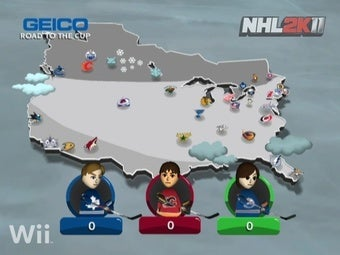 NHL 2K11 Review: The Second Shift Takes The Ice