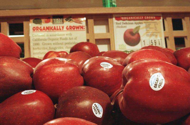 The Future of Organic Food Is Walmart