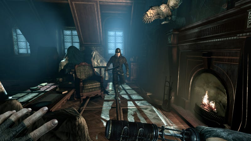 Let These New Thief Screens Steal Your Attention