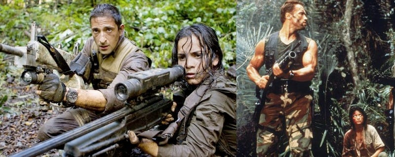 12 Predator homages to look out for in Predators - and 1 Alien shout out
