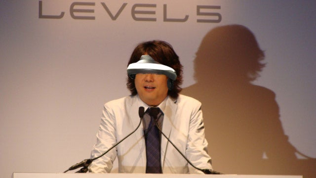 Professor Layton Mastermind Dreams of Skyrim and Head Mounted Displays