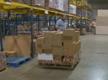 Anonymous Donor Gives $40K To Food Bank