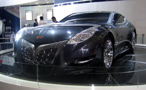 Geely GT Concept Looks Sharp, Apparently Real