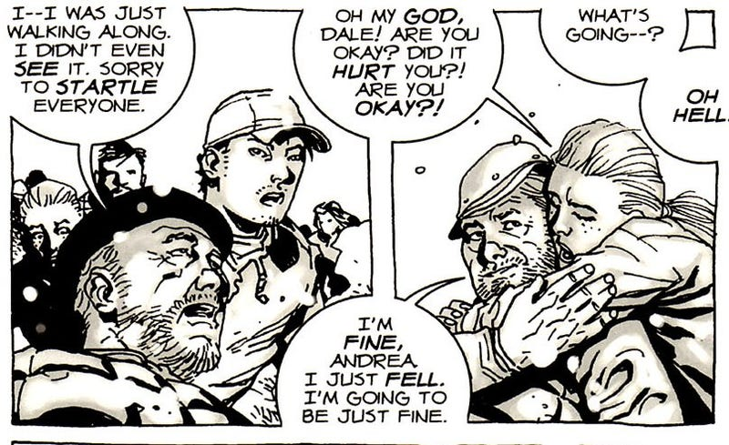 Secrets from the Walking Dead Comics Hidden in the Season Two Videos