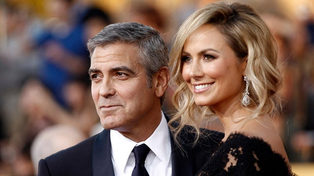 George Clooney and Stacy Keibler Were Poisoned (With Food)