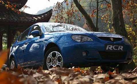 Automotive Inbreeding In Action: Europestar RCR