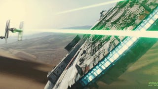 <em>Star Wars: The Force Awakens</em> first teaser trailer is here at last!