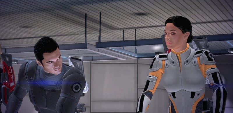 It Was The Sidekicks, Not The Hero, That Made Me Love Mass Effect