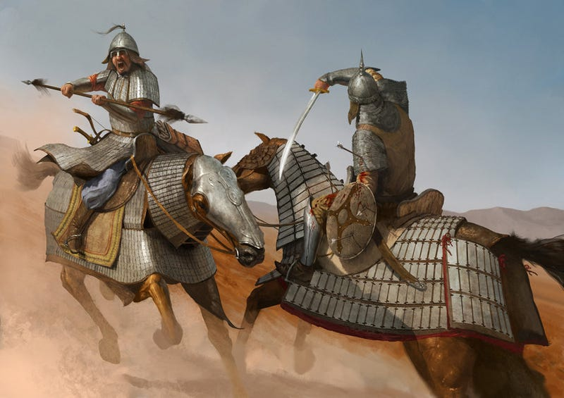 Who would win in a fight: Alexander the Great, or Genghis Khan?