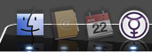Make Your Dock Icons Translucent for Hidden Apps