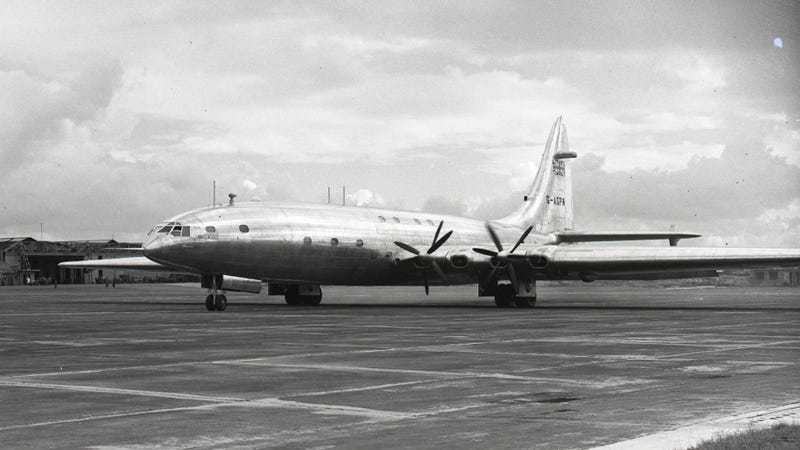 The Bristol Brabazon Was The Prettiest Piece Of Useless Scrap Ever