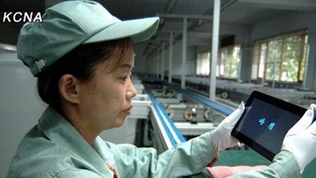 10 Potential Product Slogans for North Korea's New Imitation iPad