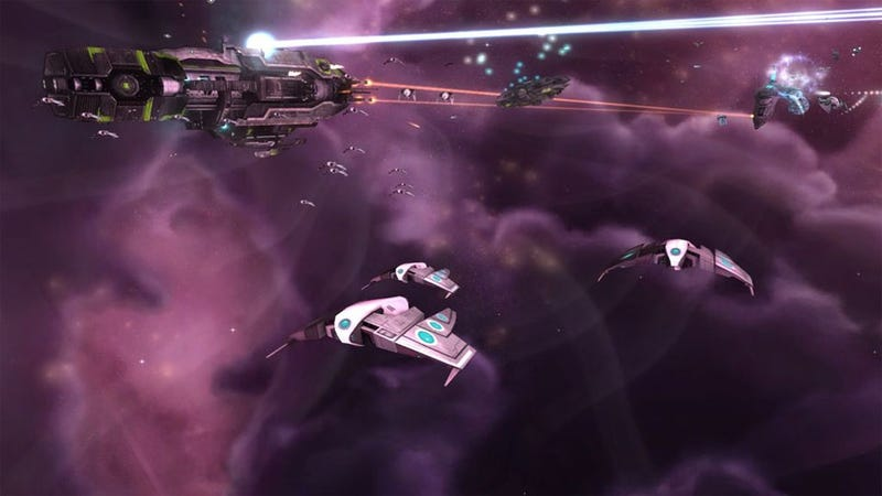 Free of Impulse, Stardock Visits the Sins of a Solar Empire on Steam
