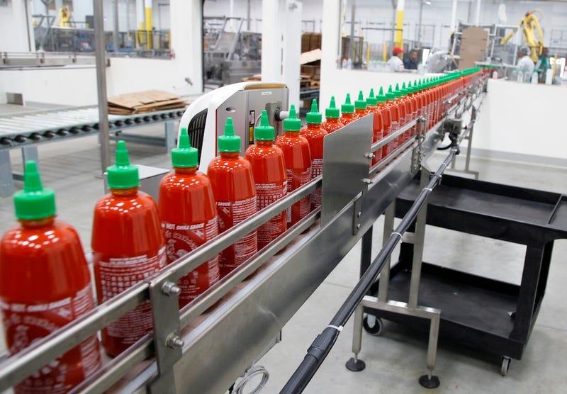 Sriracha Factory Declared A Public Nuisance In California
