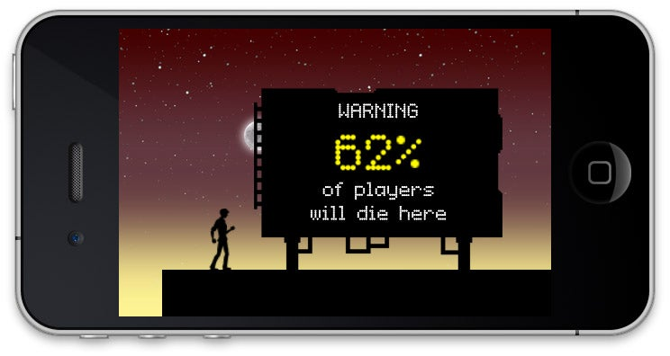 The iPhone Game You Can Only Play Once Gets a Sequel, Infinite Lives
