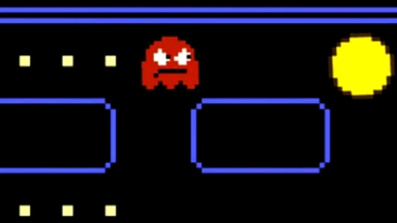 It Takes a Special Sort of Death to Become a Pac-Man Ghost