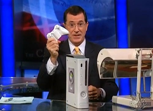 Dr. Stephen T. Colbert Prescribes New 'Tan Theft Auto' To Kids