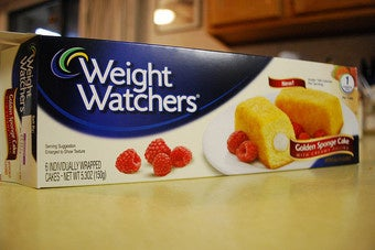 Weight Watchers Liberates Fruits and Veggies (But Not Brownies) From Points System
