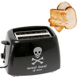 Pirate Toaster: ARRR! Pass the Jam ARRR!