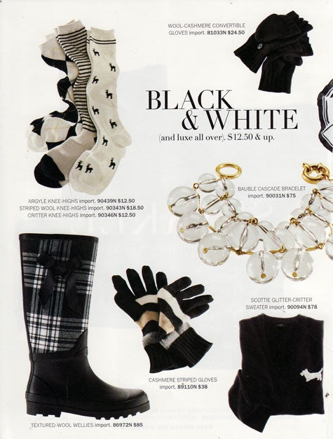 "J. Crew's ""Very Merry Gift Guide"""
