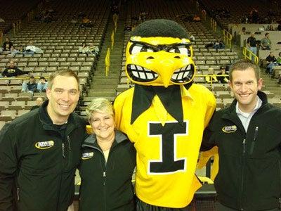 Luddite University of Iowa Athletic Department Limits Blogging at Games