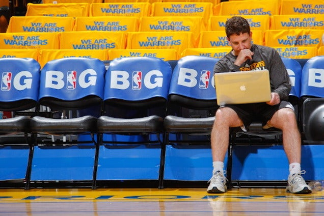 Report: Former Warriors Assistant Was Taping Conversations