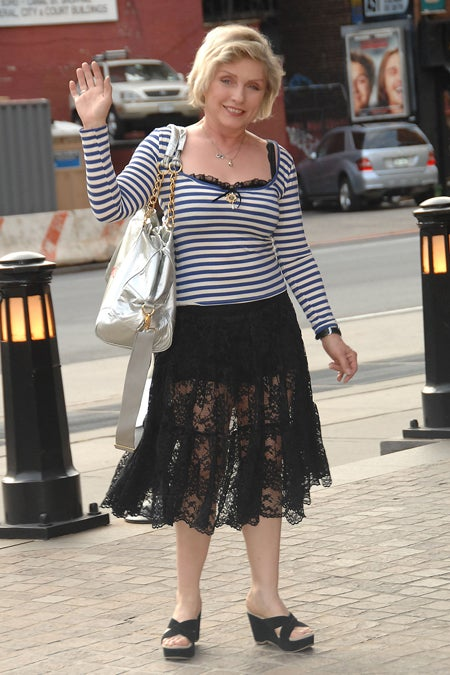 Debbie Harry: Heart Of Glass Lace