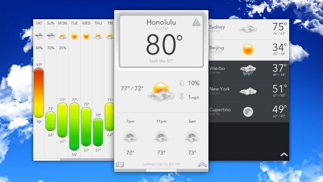 Today Weather for iPhone is a Simple, Minimalist Weather App with Tons of Useful Features