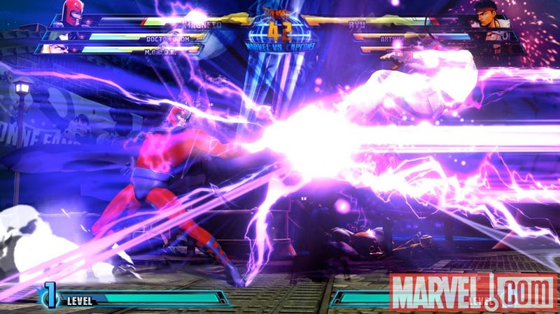 The Newest Marvel Vs. Capcom 3 Characters Are...