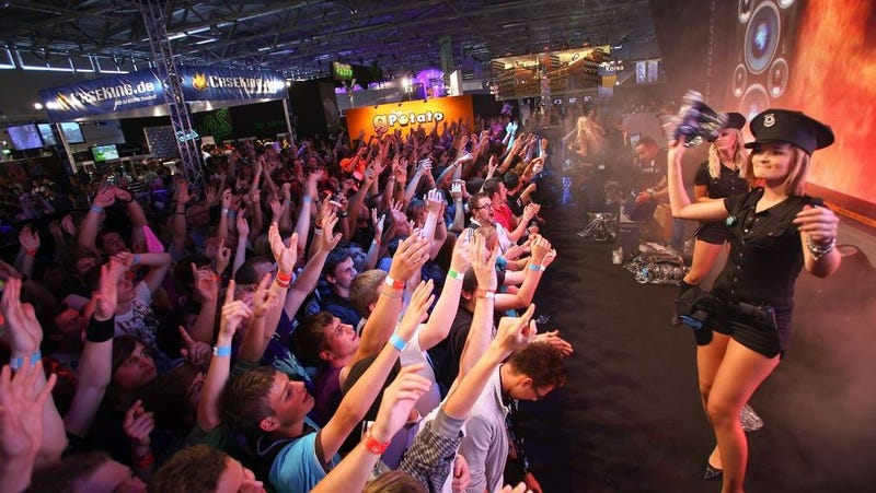 The Many, Many Games of Germany's Raucous, Raging Game Party
