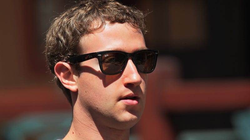 Mark Zuckerberg Hides His Friend List