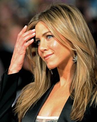The Return Of Jennifer Aniston's Hair