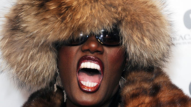 Ladies and Gentlemen, the Indomitable Grace Jones
