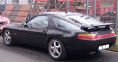 More Dirt On A Possible 928 Successor